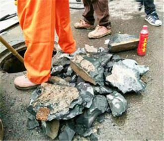 都盈污水管道清淤疏通检测修复