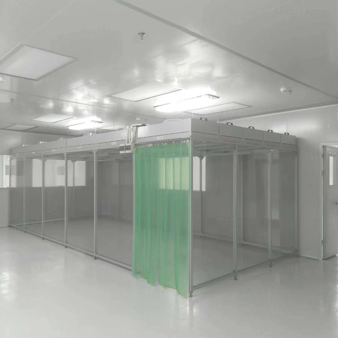 广州实用型千级洁净棚