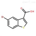 5-溴苯并B噻吩-3-甲酸
