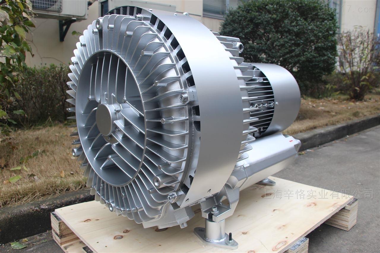 25KW旋涡高压鼓风机