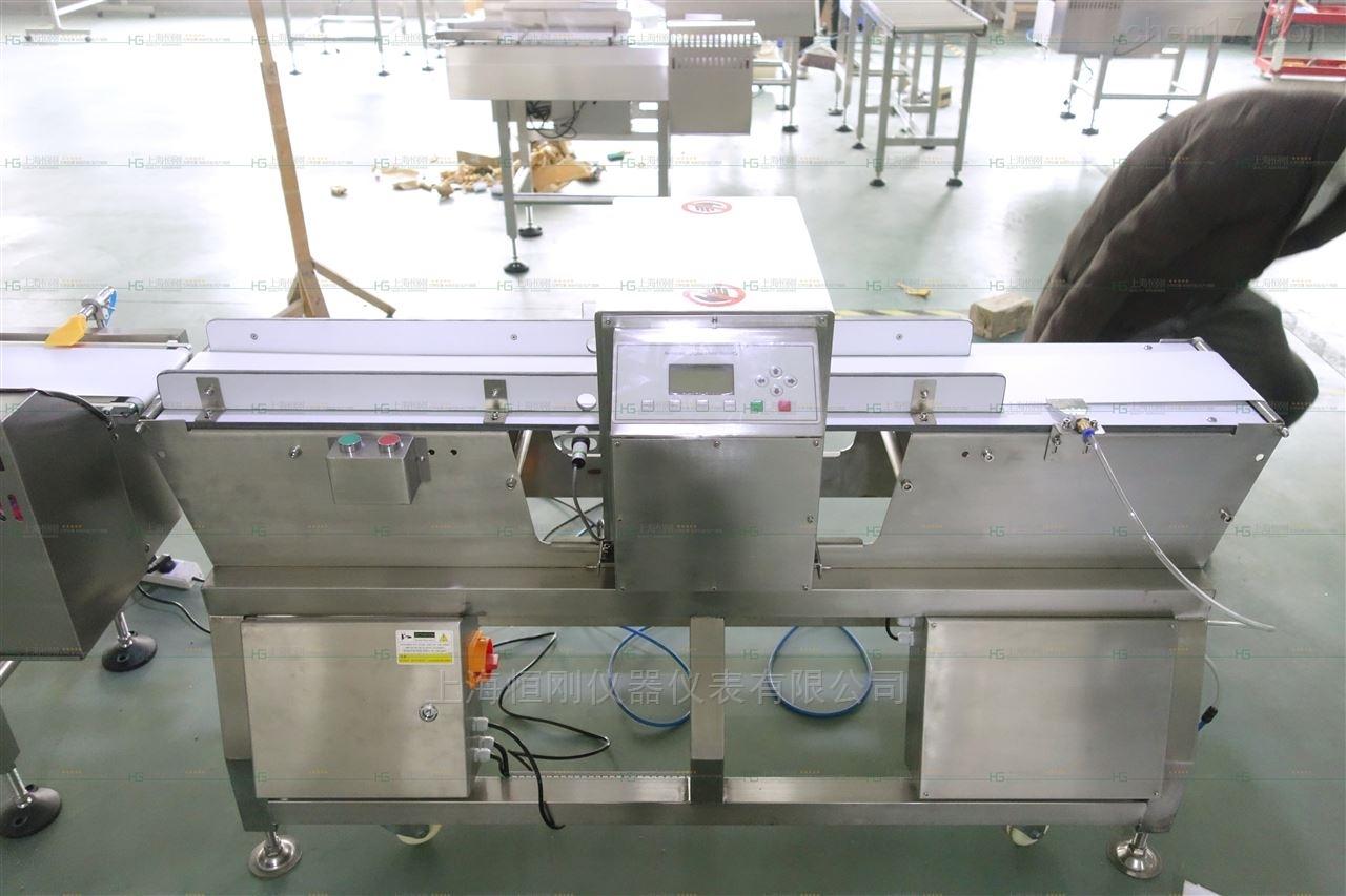 在线属检测称重机 自动复检识别机