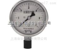 Y-102AZ不锈钢外壳耐震压力表0-1.6Mpa