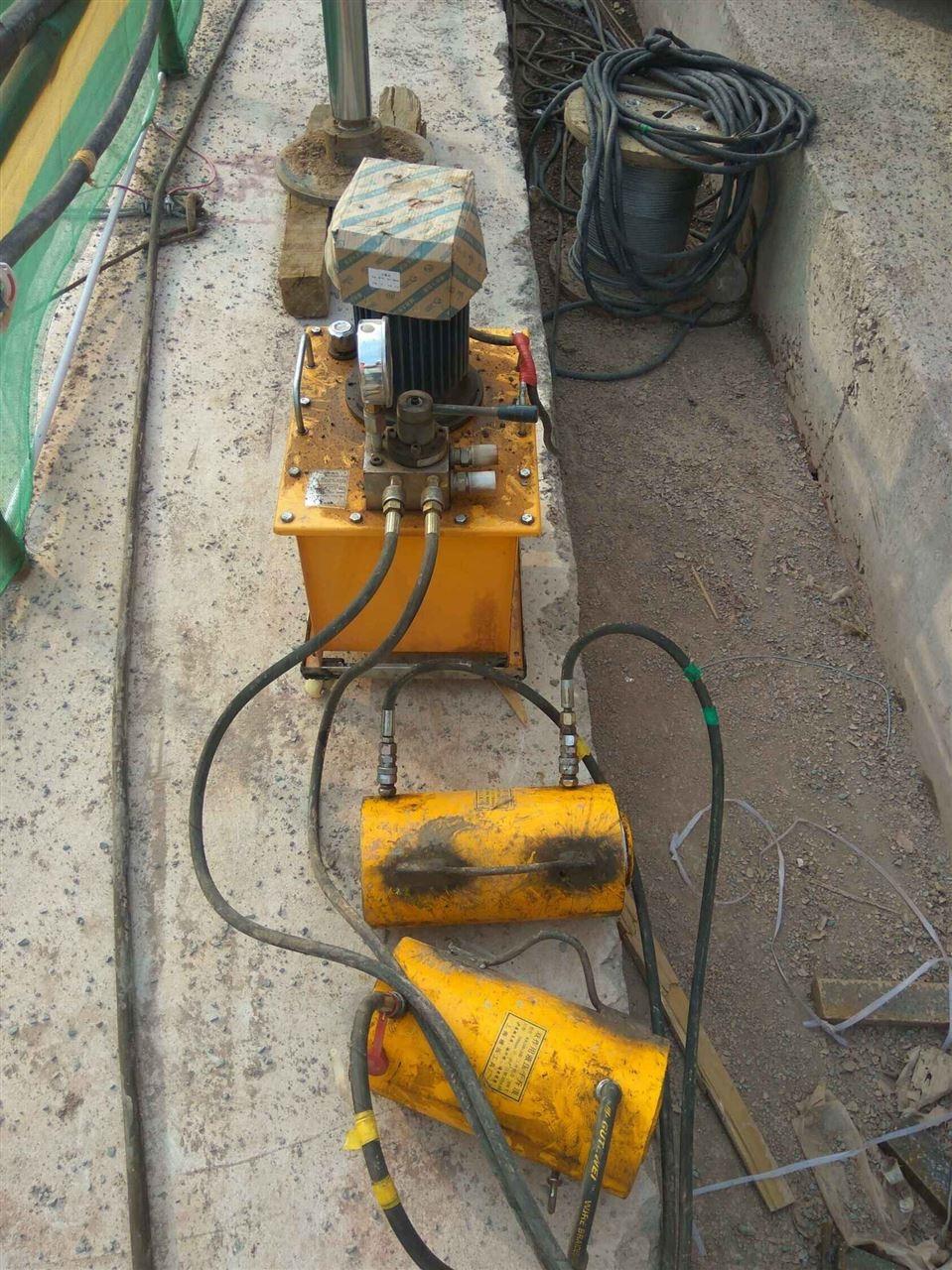 QF800T-20b,QF1000-20b分离式液压千斤顶