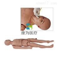 三腔两囊管操作训练模型