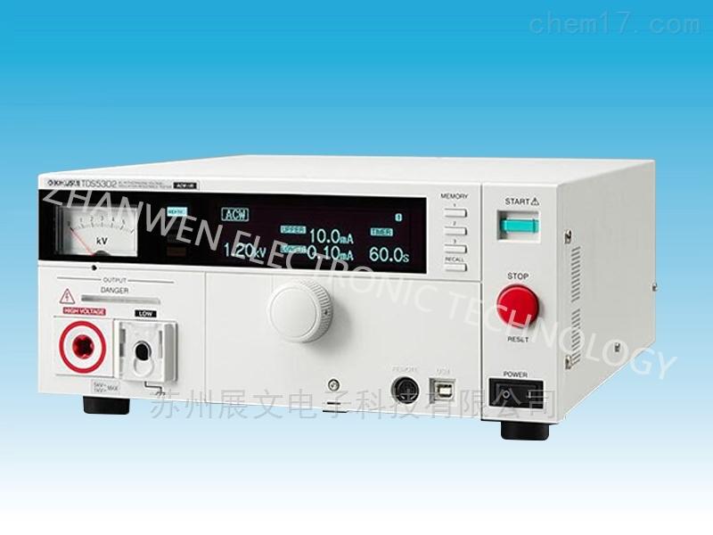 日本菊水kikusui耐电压测试仪TOS5300系列