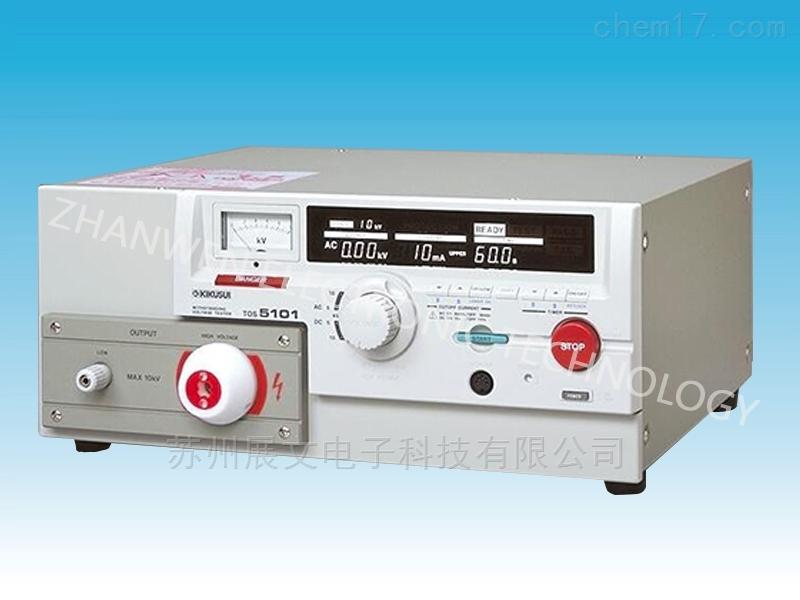 耐压测试仪TOS5101系列