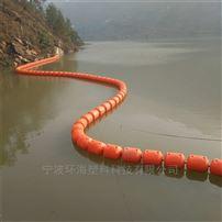 FT60100贛江橋下攔污栅 挂網攔污浮體