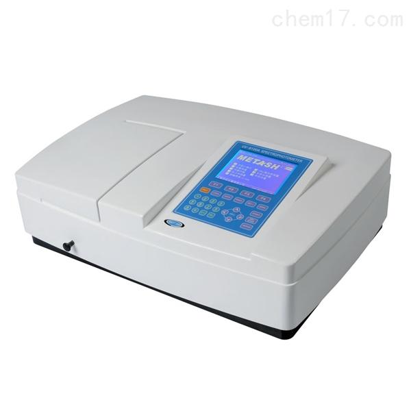 元析UV-6100紫外可见分光光度计(光谱扫描)