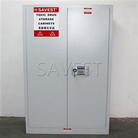 45加仑全钢毒品柜