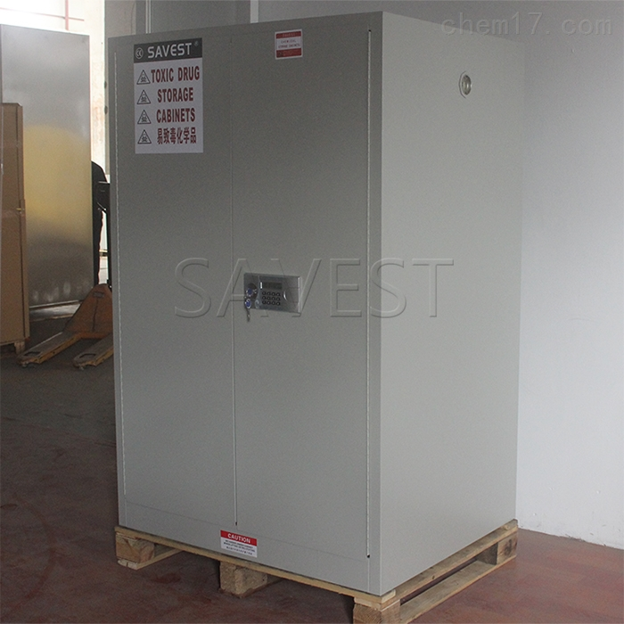 WD810900-90加仑灰色安全柜