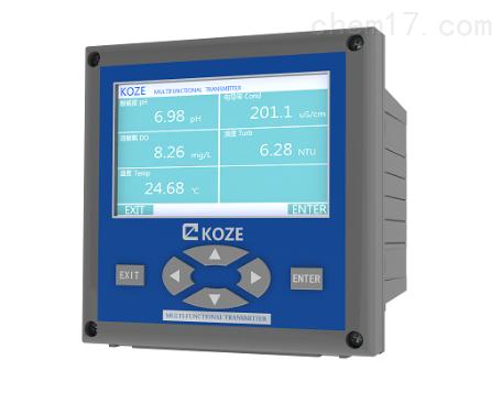 KOZE水质五参数测定仪