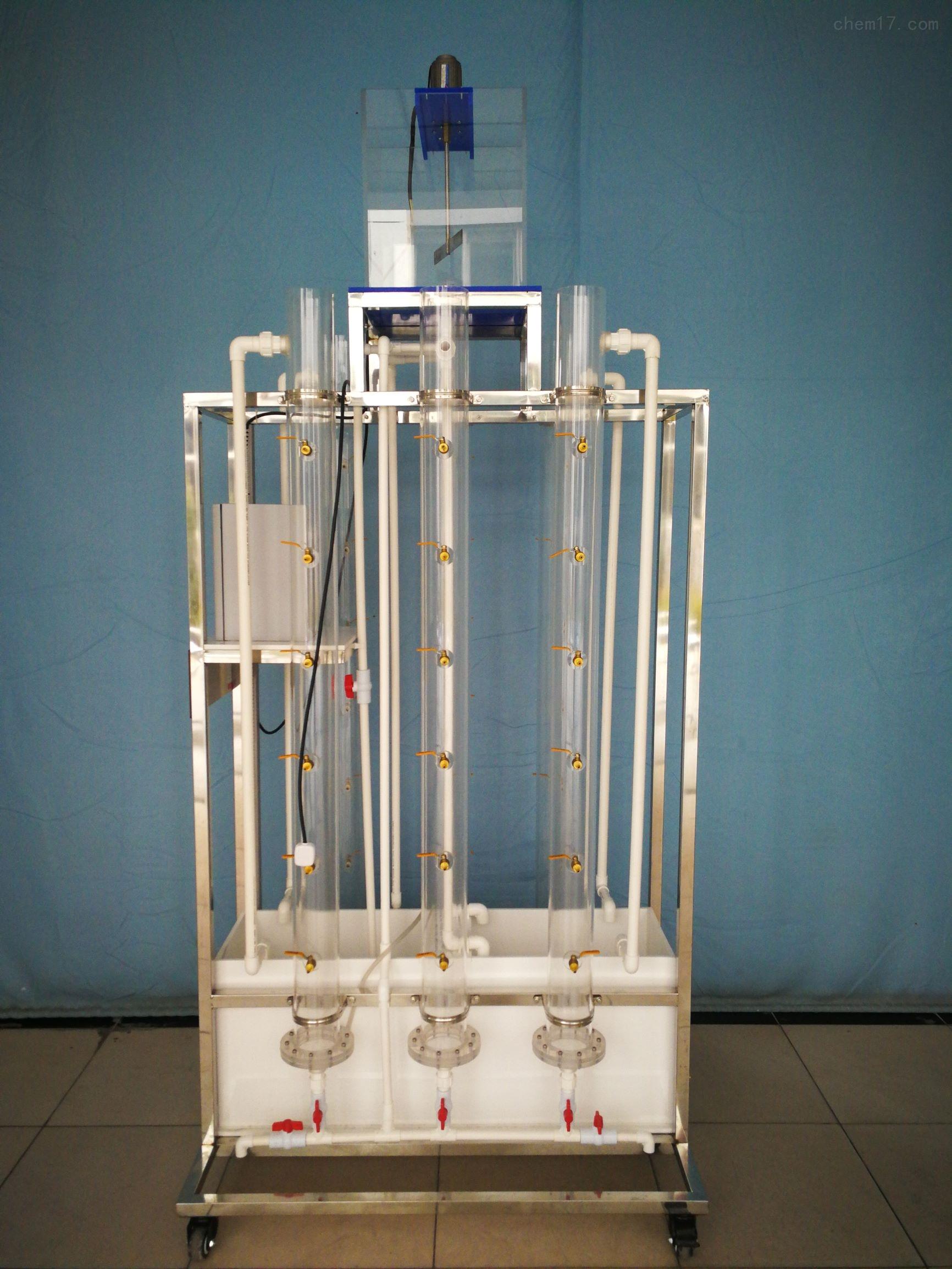 絮凝沉降实验装置6组