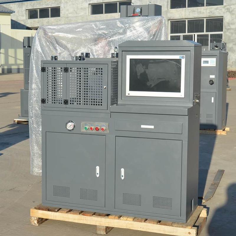 DYE-300S全自动抗折抗压试验一体机
