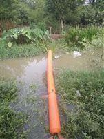 FT20100廠家直銷水面塑料浮體 内湖攔污PE浮桶