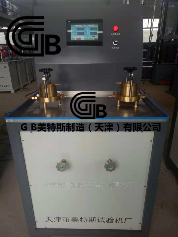 鈉基膨潤土耐靜水壓測定儀-规范