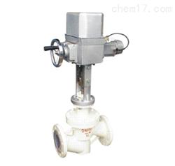 ZJHF46氣動襯氟調節閥