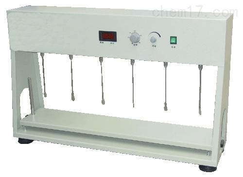 混凝沉淀处理装置(六联搅拌机)