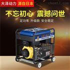 TO250A便携式柴油发电电焊机250A