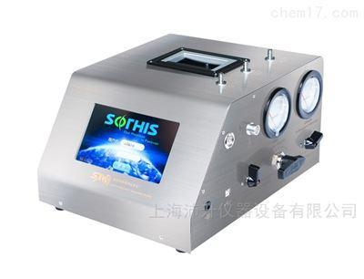 SX-L301N苏信高浓度粒子计数器净化效率测试仪