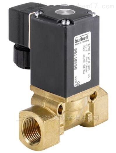 德国BURKERT宝德电磁阀5281型产品特点