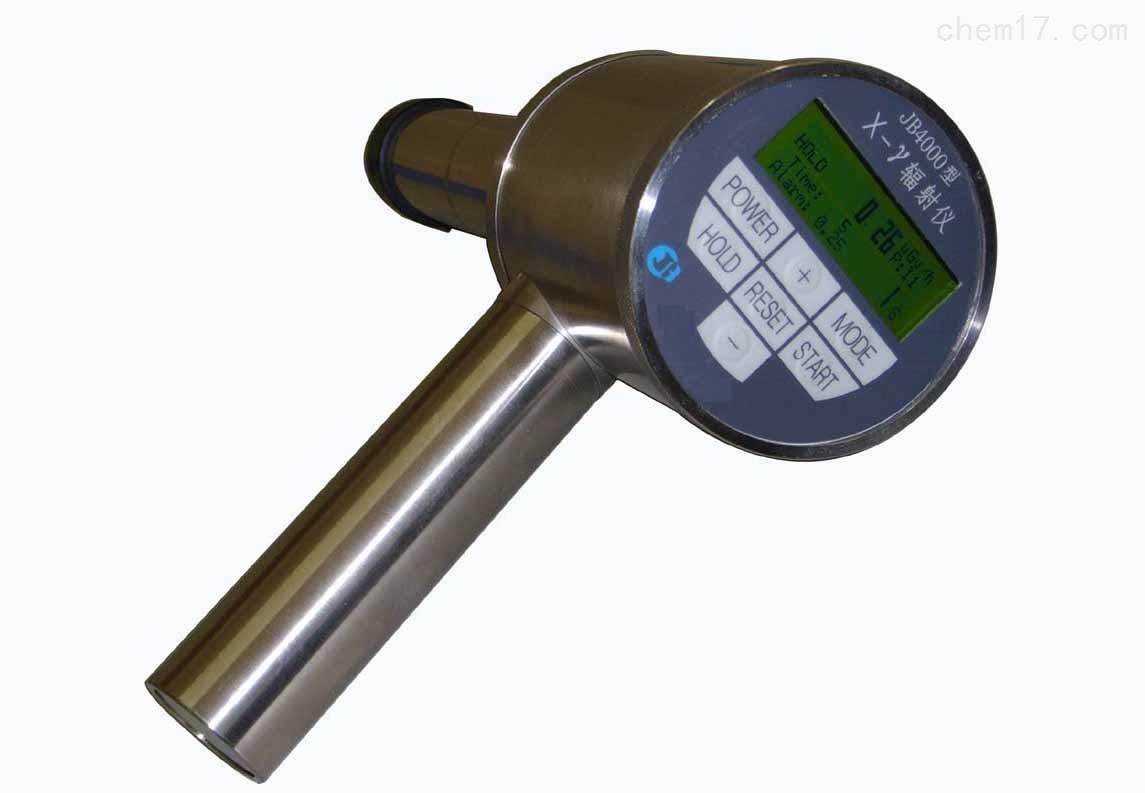 JB4000型-JB4000型х、γ辐射巡检仪