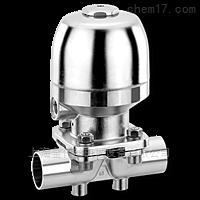 正品德国GEMU2/2路隔膜阀,金属