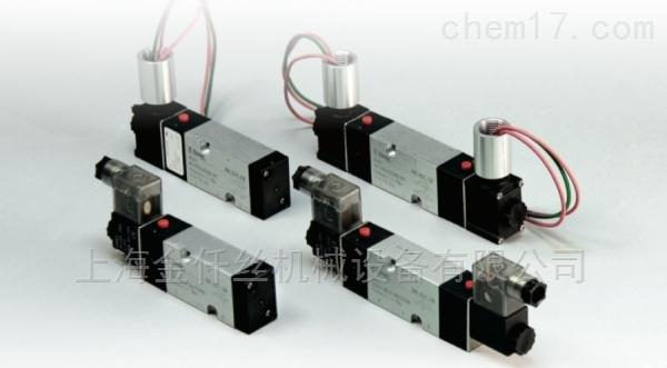美國BRAY電磁閥62系列產品規格
