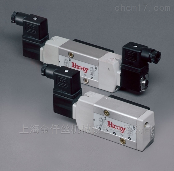 進口美國博雷63系列電磁閥規格