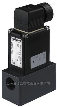 正品德国BURKERT两位五通电磁阀原理