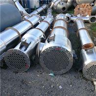 二手三效8吨强制循环蒸发器