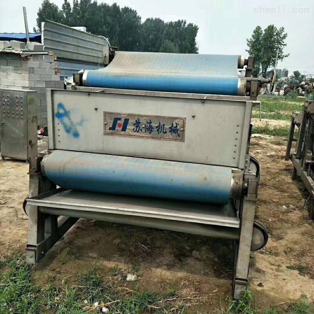 压滤机二手带式压滤机回收厂家