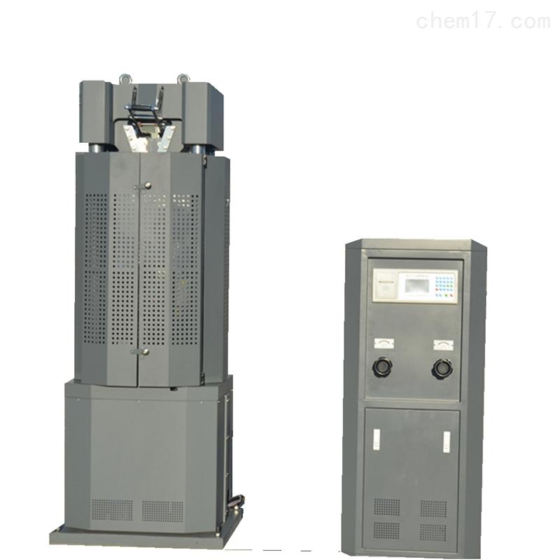 WE-1000数显万能材料试验机
