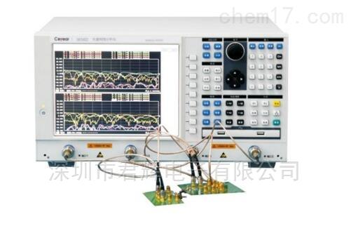 思仪3656D矢量网络分析仪