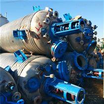 现金回收二手10吨不锈钢反应釜