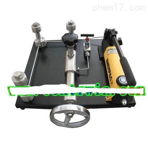台式压力泵(油压)