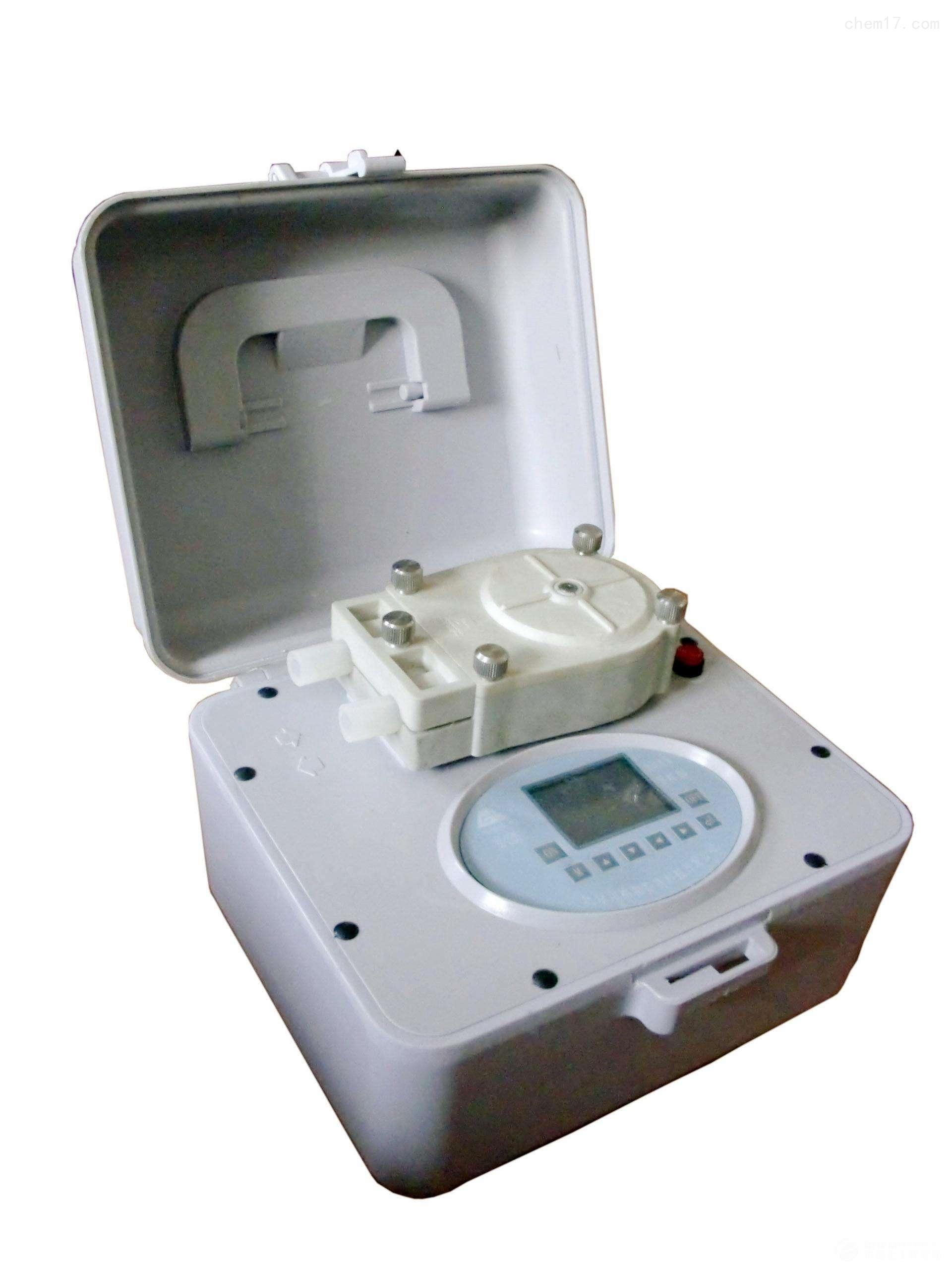 自动水质采样器(轻便式混采型)