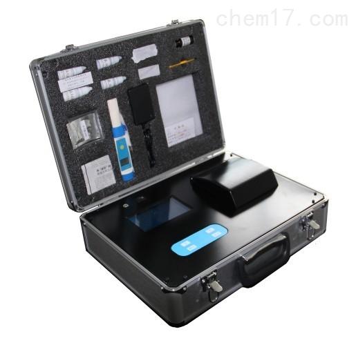 便携式多功能泳池水质检测仪