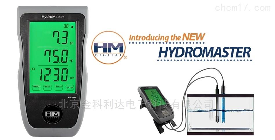 HM-501韩国HM水质测试仪PH\TDS\EC\温度