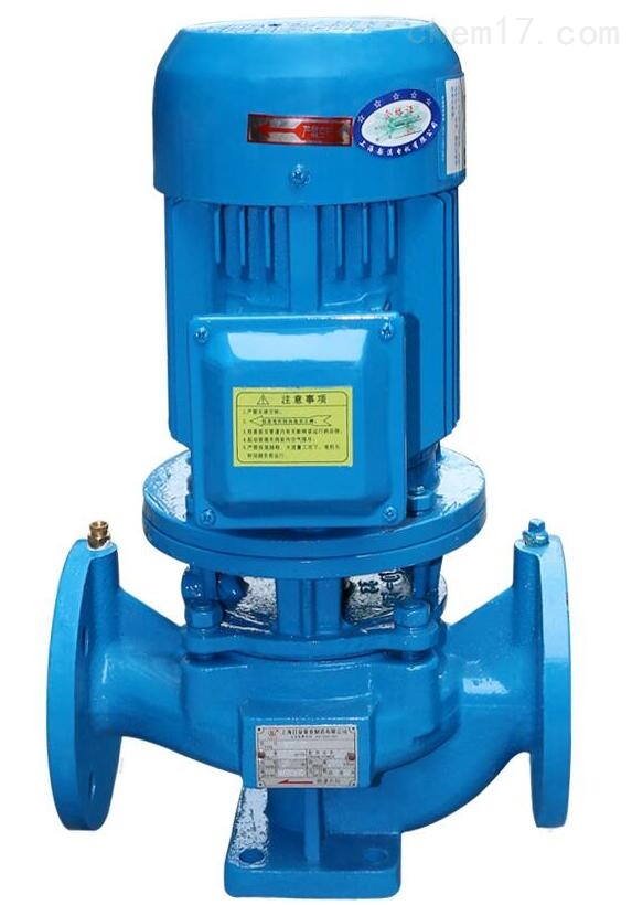 立式热水管道泵