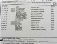 基孔肯雅热快速检测试剂