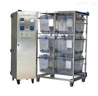 实验兔IVC独立通气饲养笼架ZK-ITL-6