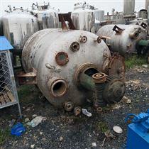 低价销售二手15吨不锈钢反应釜