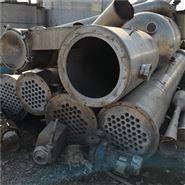 316L材质二手三效5吨降膜蒸发器