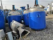 二手8吨不锈钢反应釜供应