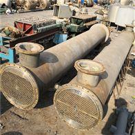 各种型号二手不锈钢列管式冷凝器