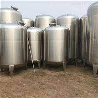 10吨二手10立方不锈钢储罐