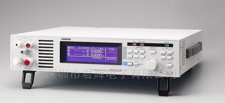 菊水燃料电池阻抗测试仪KFM2005