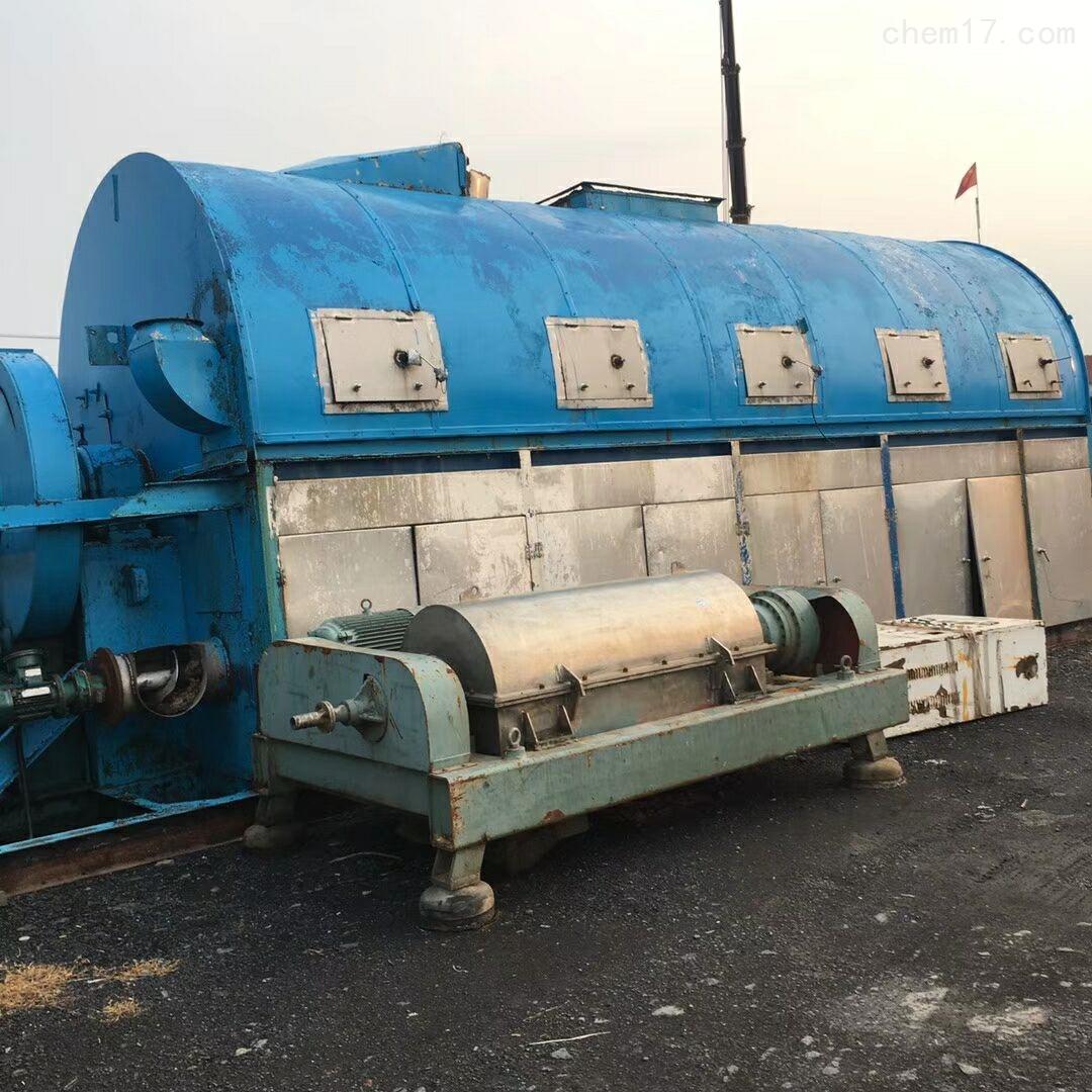 二手颗粒机公司新近一批三效蒸发器