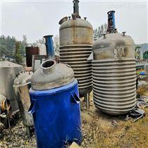 长期出售二手5吨不锈钢反应釜价格