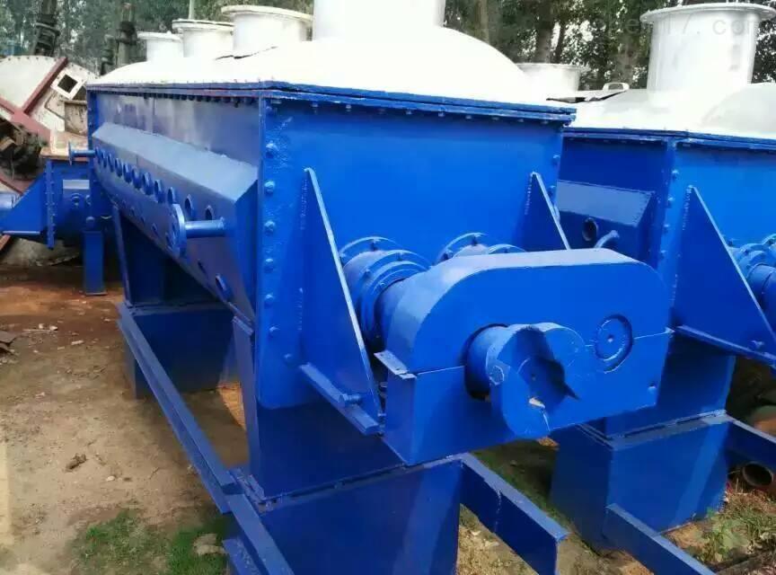 长期回收二手不锈钢浆叶式干燥机